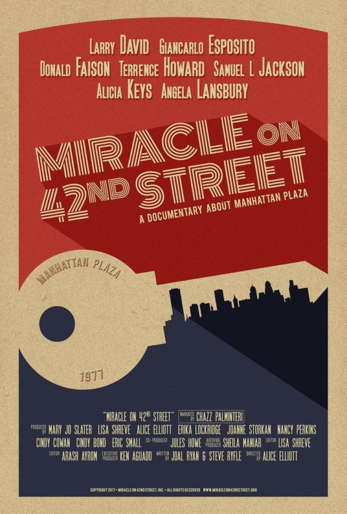 """WATCH """"MIRACLE ON 42nd STREET"""""""