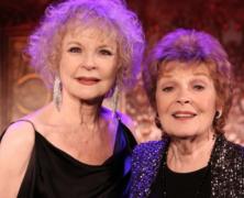 BFFs Penny Fuller & Anita Gillette Sing for Fans