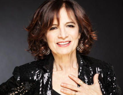 Michele Brourman Sings for Fans