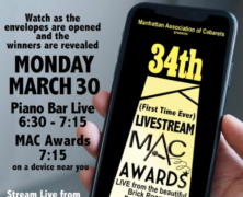 MAC Award Winners Virtually Announced