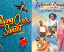 Flying Over Sunset & Intimate Apparel To Open in Fall
