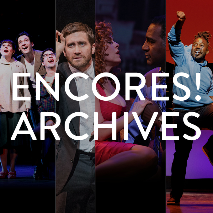 Encores! Brings Performances Into Your Living Room