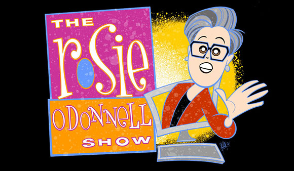 Rosie O'Donnell Show Returns Streaming With Broadway Stars for The Actors Fund