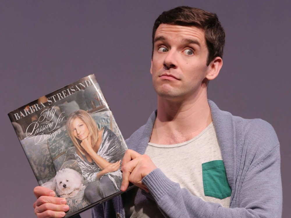 Michael Urie Live From His Living Room!