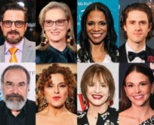 Streep, Peters, LuPone, Patinkin, Chenoweth, Stokes Live!