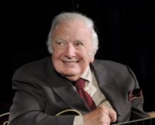 In Memory of Bucky Pizzarelli Who Died of Coronavirus