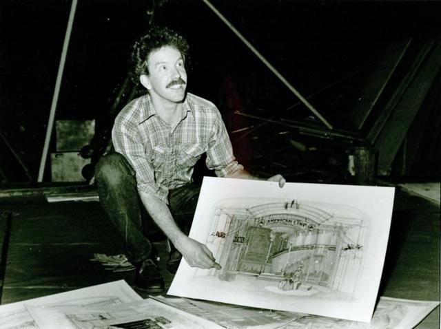 Designer John Lee Beatty: Portrait of a Young Man