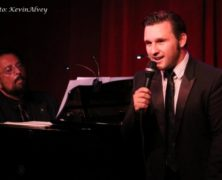 Nicolas King Sings For Fans With Mike Renzi