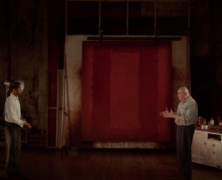 RED Alfred Molina is Mark Rothko
