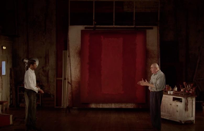 RED Alfred Molina is Mark Rothko