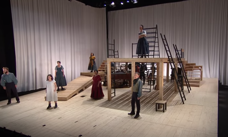 Jane Eyre Streaming Live – National Theatre YouTube