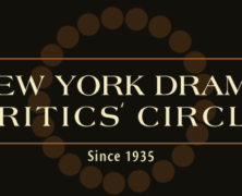 NY Drama Critics Circle Announce Awards April 16