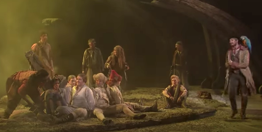 National Theatre's Treasure Island Online