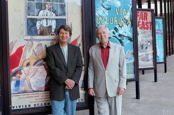 Bernard Gersten Lincoln Center Theatre Exec Dies