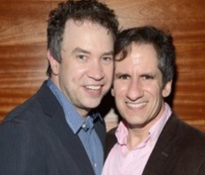 Seth Rudetsky & James Wesley Host Stars In The House