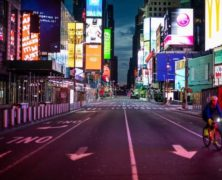 Times Square Digital Billboards Will Remain On