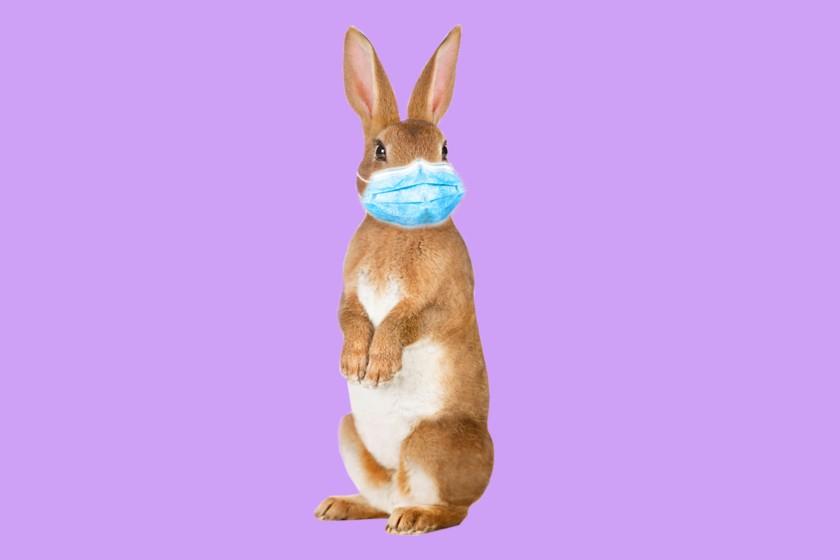 Happy Easter Coronavirus Style - Theater Pizzazz