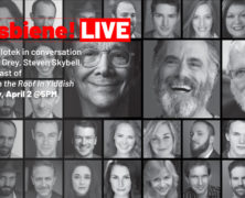 Folksbiene Live – Join the Cast of Yiddish Fiddler and More