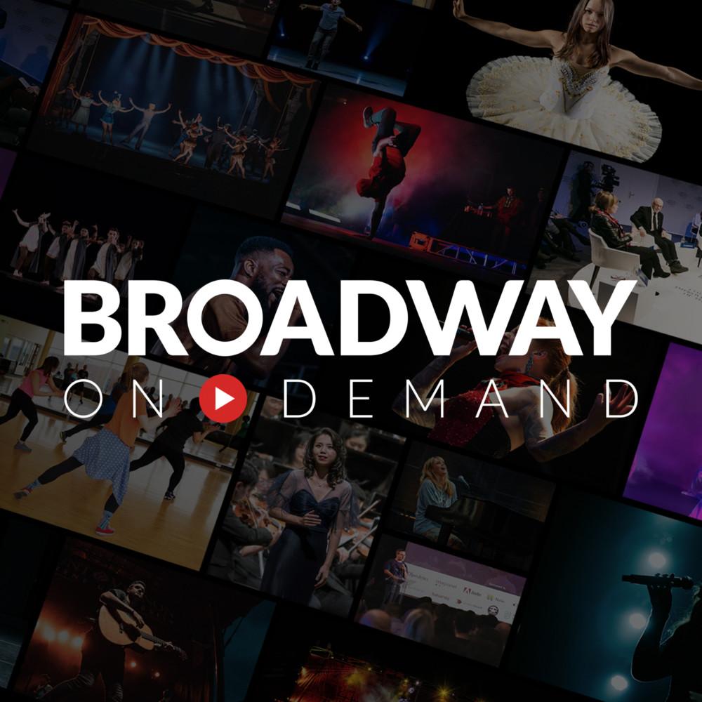BroadwayOnDemand – New Streaming Platform