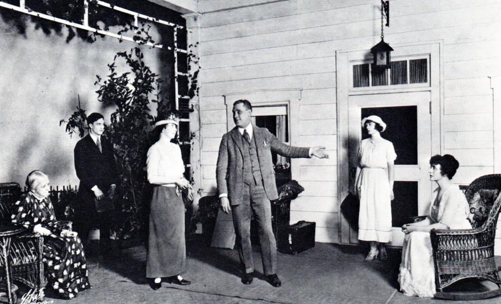 Three Plays of 1920-1921   (Part 2)