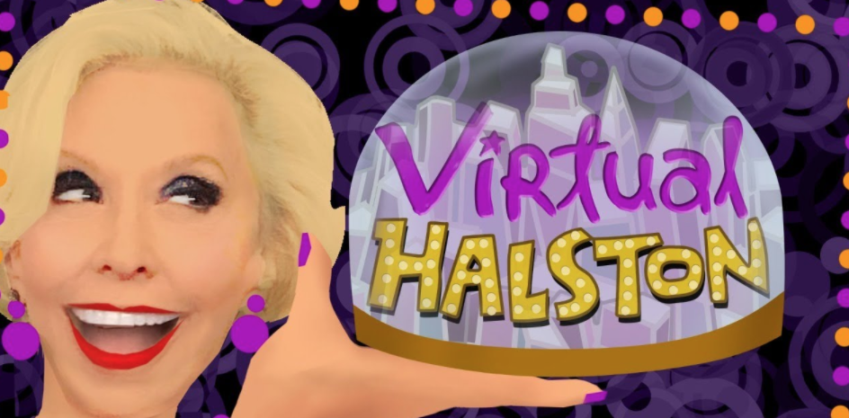 Virtual Halston – Cocktails with Julie and Guests