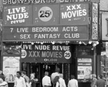 """SLIME SQUARE"" FIFTY YEARS AGO, WHEN BROADWAY ALMOST DIED"