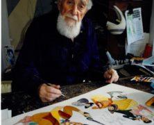 Al Hirschfeld Online Exhibitions Begin Today