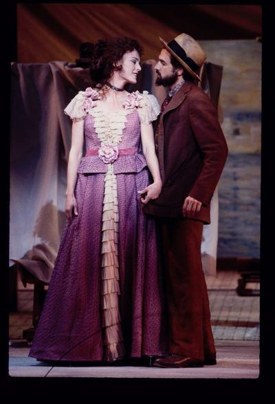 Melissa Errico and Raul Esparza Together on PBS