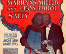 Five Musicals of 1920-1921
