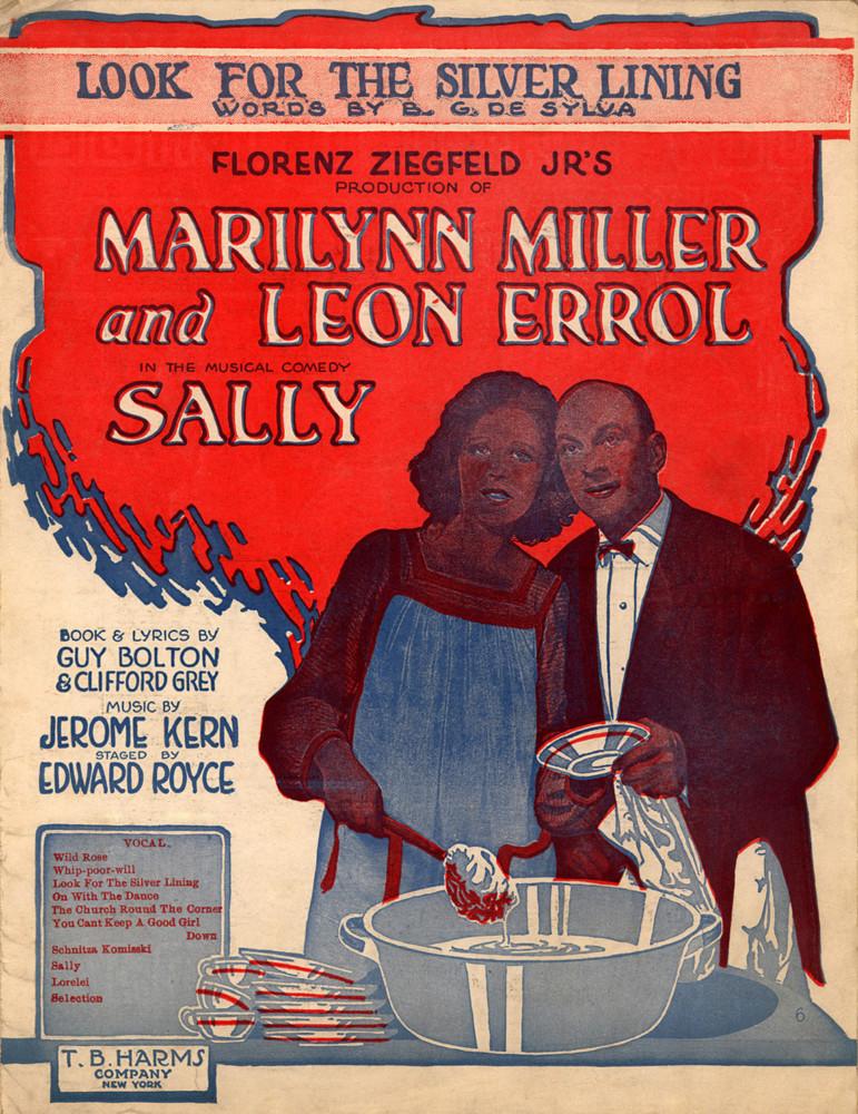 Five Musicals of 1920-1921