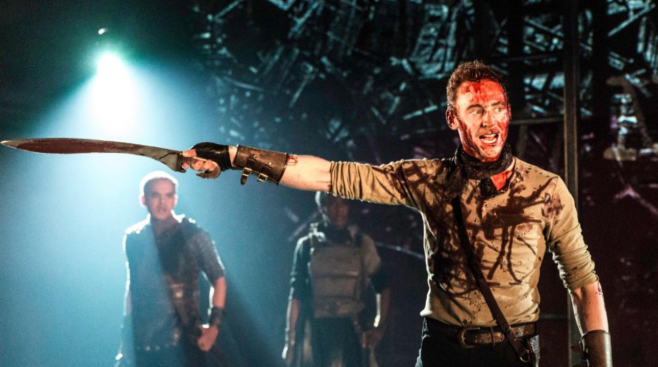Coriolanus at The National Theatre
