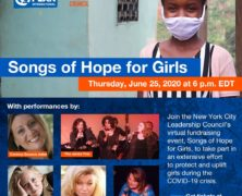 Plan Int'l Songs of Hope for Girls in Zimbabwe