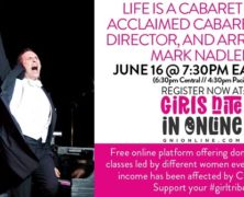 Mark Nadler Intro to Cabaret – Girls Nite In Classes