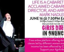 Mark Nadler Intro to Cabaret – Girls Nite In Classes