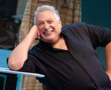 Harvey Fierstein on Audible in Bella Bella