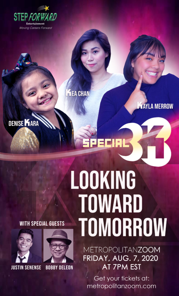 Special 3K Debuts Live August 7