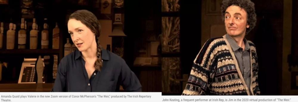 The Weir at Irish Rep