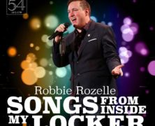 Robbie Rozelle: Songs From Inside My Locker