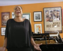"Audra McDonald Urges Us to ""Sing Happy"""