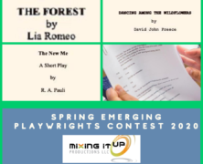 Emerging Playwrights Contest Winners