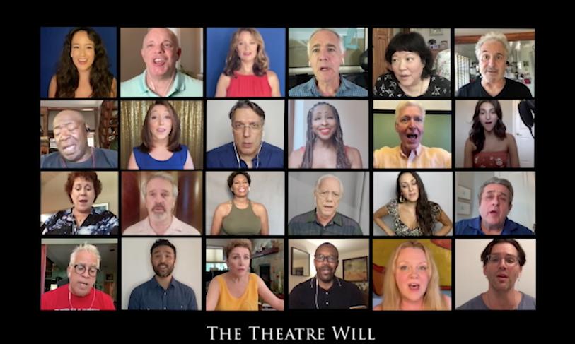 Actors Fund Benefit HUGE Success
