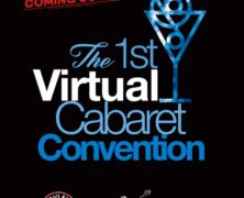 Cabaret Convention Goes Virtual