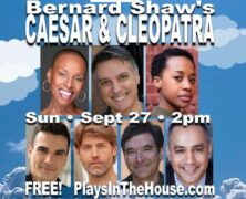 Caesar and Cleopatra Return