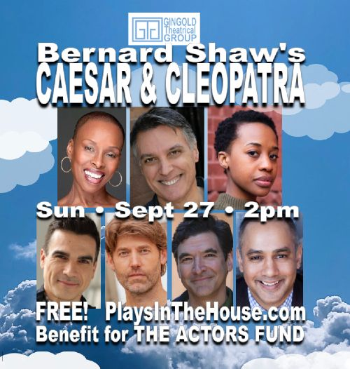 Caesar and Cleopatra Return