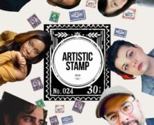 Artistic Stamp Delivers