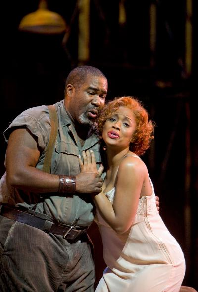 PORGY AND BESS SING
