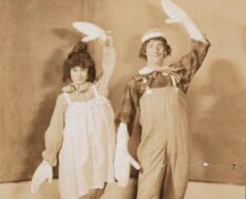 LEITER LOOKS BACK: FIVE MUSICALS OF 1923-1924