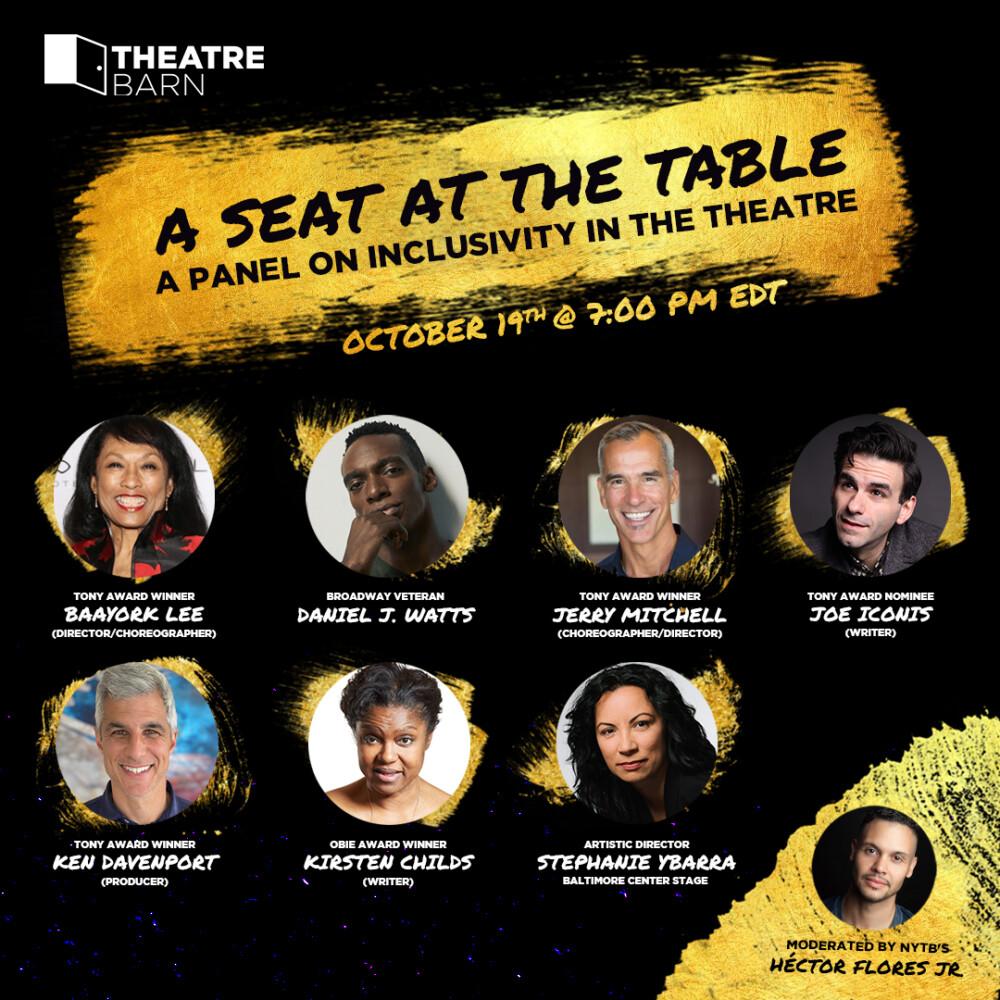 Theatre Happenings October