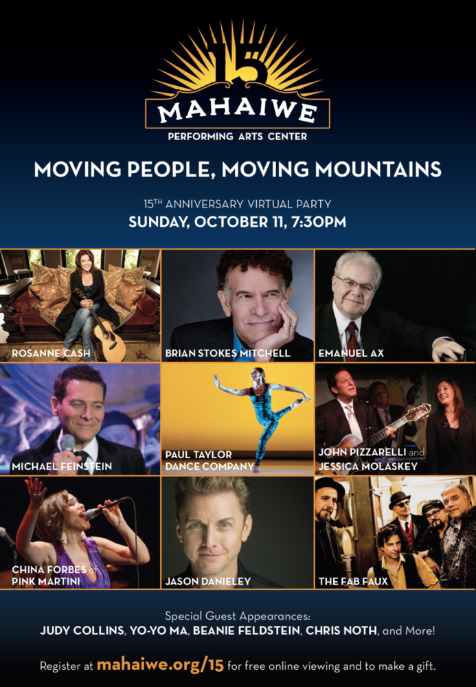 Moving People Moving Mountains