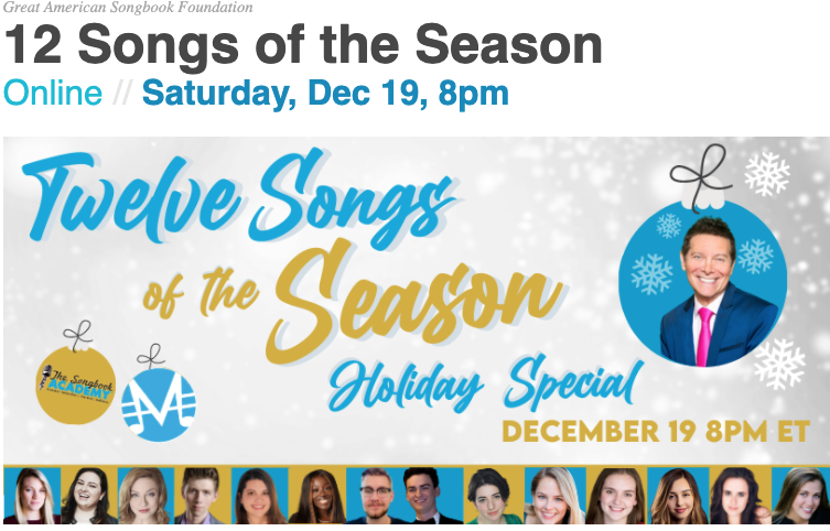 Michael Feinstein Holiday Special